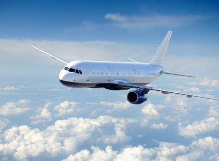 Quanti aerei di linea volano ogni giorno?
